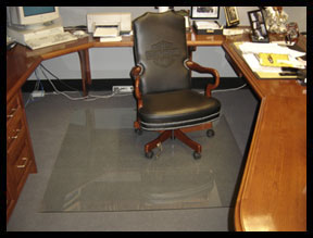 Home Office Chair Mats for Carpet