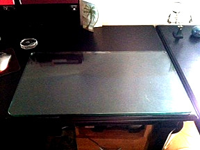 Chair mats, Glass Furniture Tops, Table Top Replacements, Photos